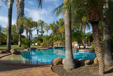 Swan Hill: Ibis Styles Swan Hill Resort (sleeps up to 6)