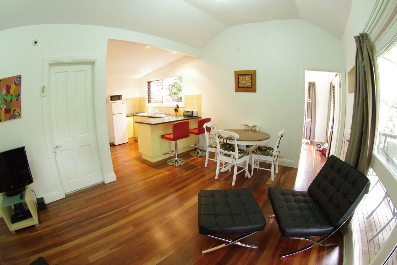 Coffs Harbour: Bindarri Retreat (sleeps up to 6)