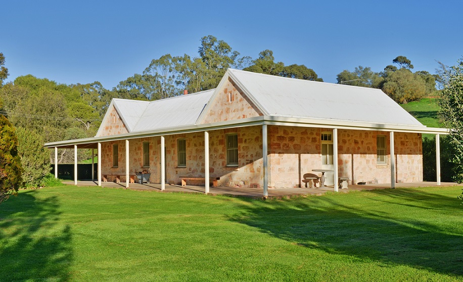 Clare: Bungaree Station B&B (sleeps up to 10)