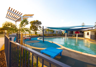 Caloundra Waterfront Holiday Park (sleeps up to 8)