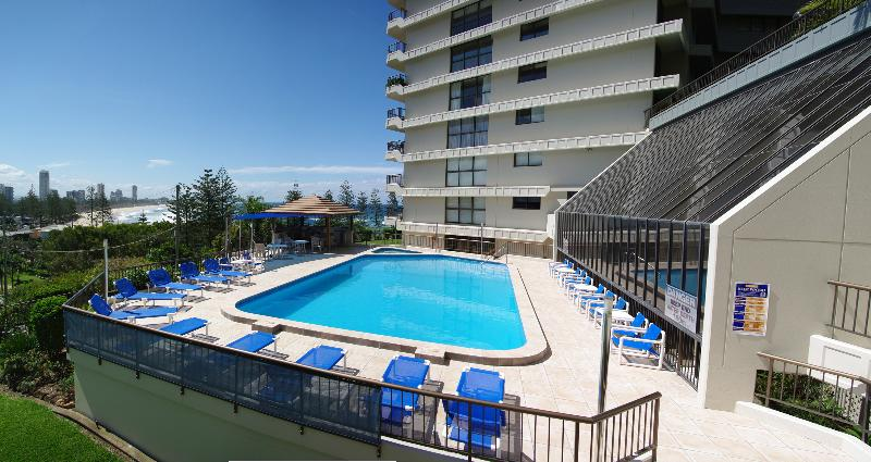 Gemini Court Holiday Apartments, Burleigh Heads (sleeps up to 6)
