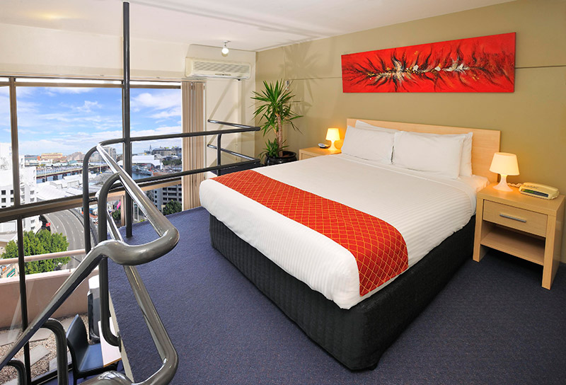 Sydney: Metro Apartments on Darling Harbour