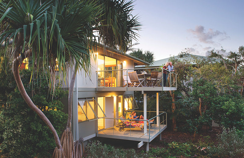 Peregian Beach: The Retreat Beach Houses
