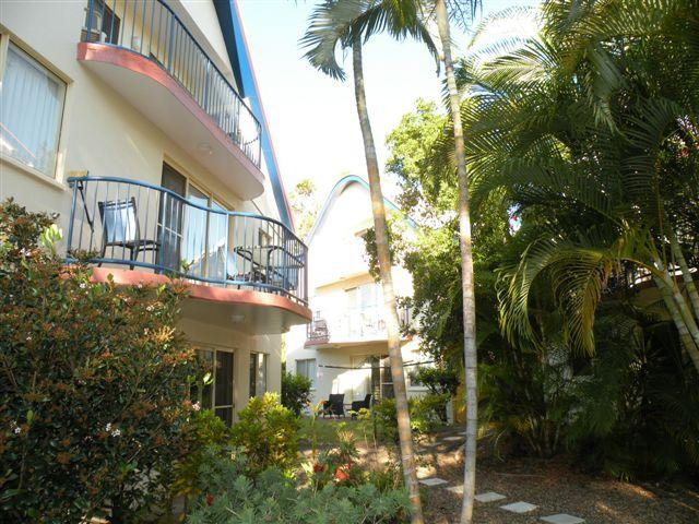 Rainbow Beach: Rainbow Getaway Holiday Apartments (sleeps up to 6)