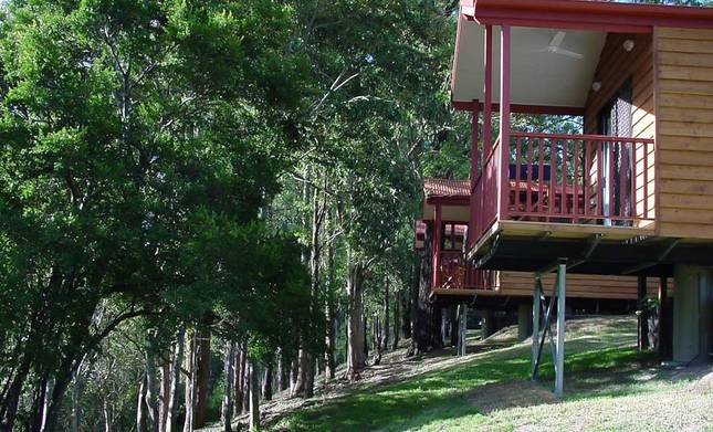 Barrington Tops: Riverwood Downs, Monkerai (sleeps up to 5)