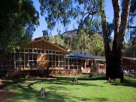Flinders Ranges: Wilpena Pound Resort (sleeps up to 6)