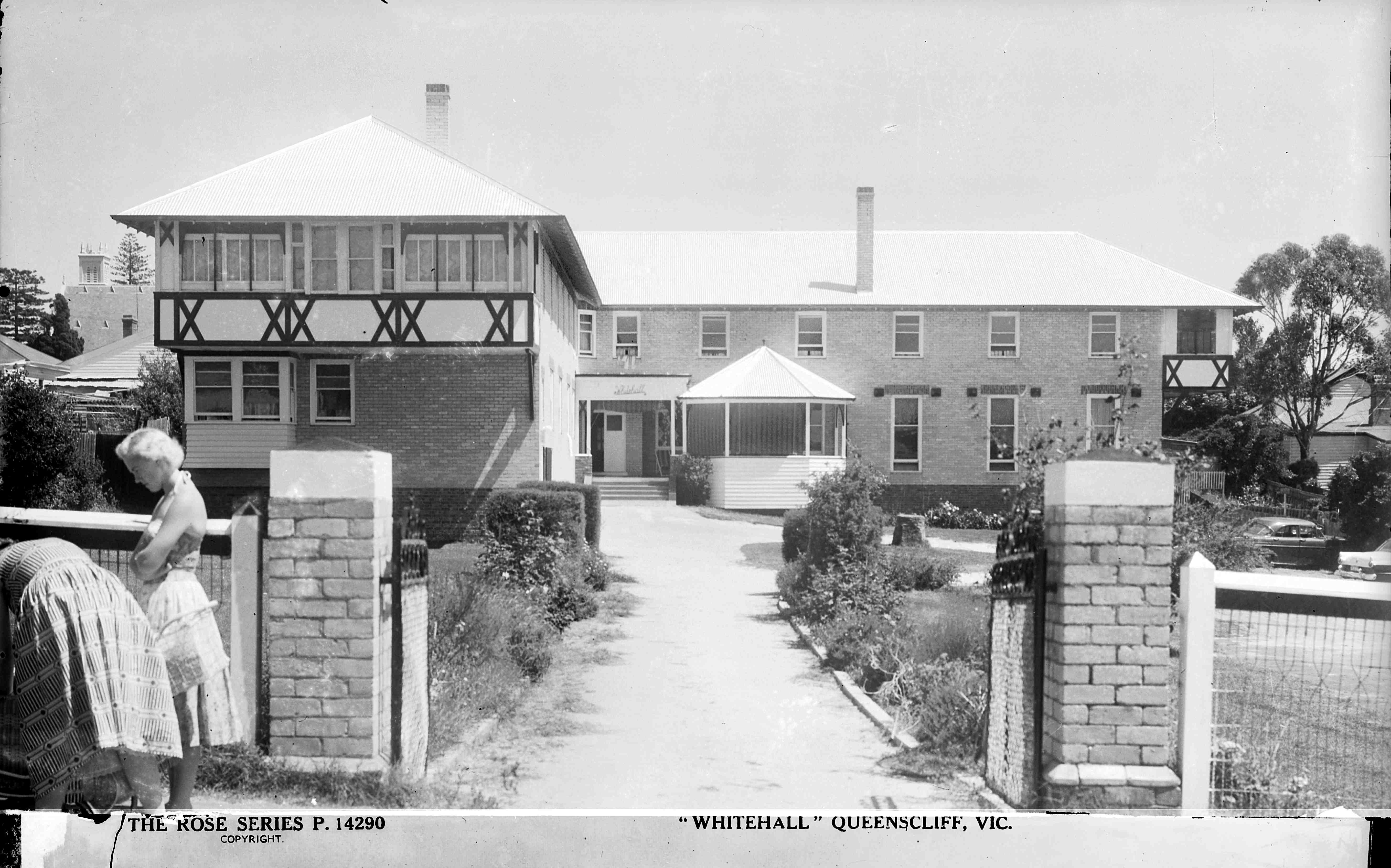 Queenscliff: Whitehall Guesthouse (groups only - exclusive use)